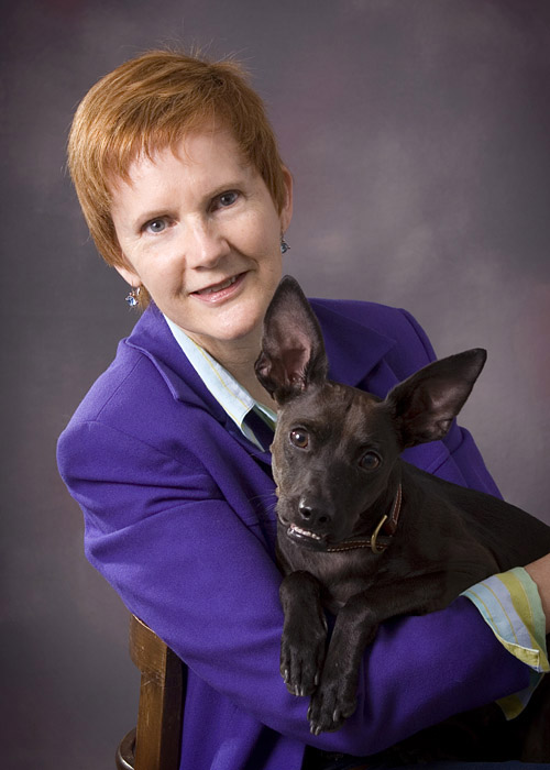 Kathy Hensel Porter Pet Blogger and Author
