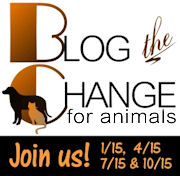 Blog the Change for Animals