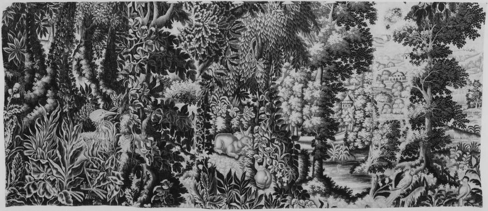 :  Verdure: Landscape, 17th century